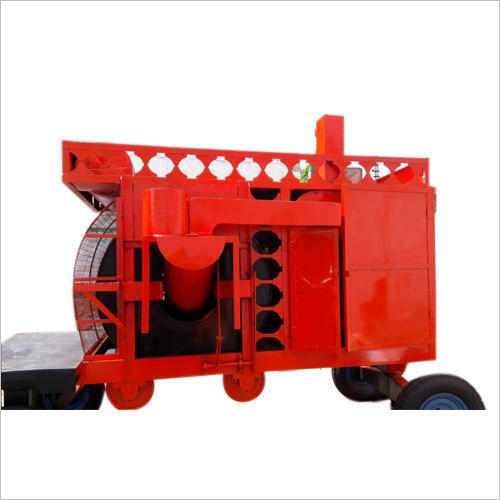 Movable Mini Hot Mix Plant