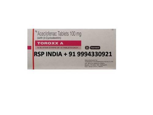 Toroxx A Tablets