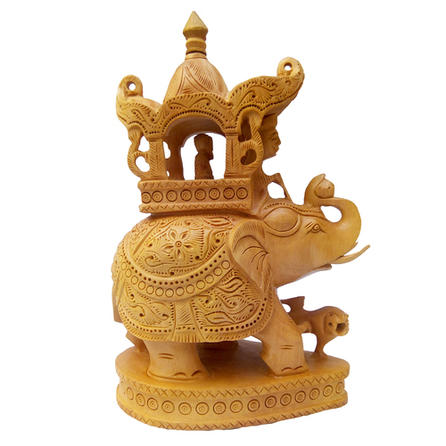 Wooden Ambabary Carving