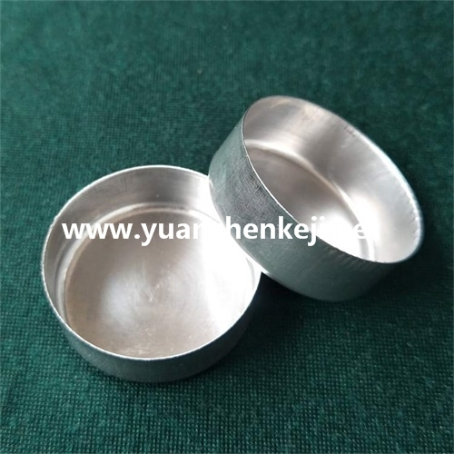 Sheet Metal Drawing Processing For Food Packaging Aluminum Cover