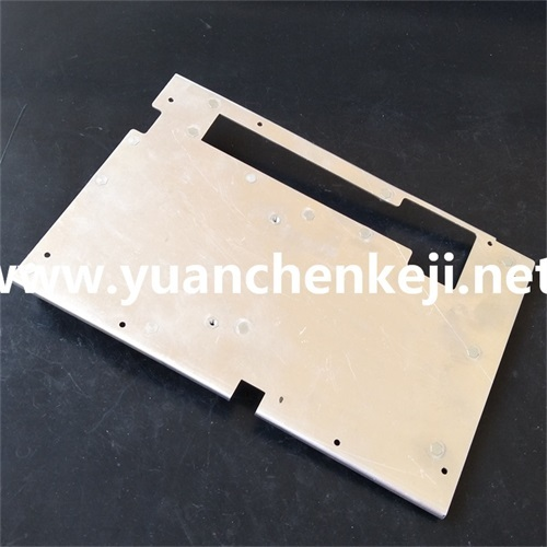 Aluminum sheet metal parts For Customized processing of Medical instrument shield