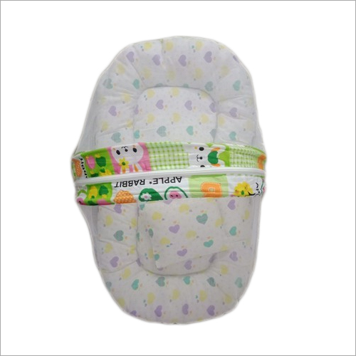 Baby Printed Travel Bed