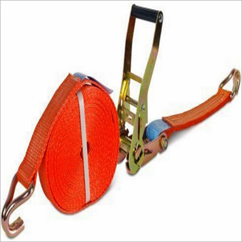 Industrial Cargo Lashing Ratchet Belt