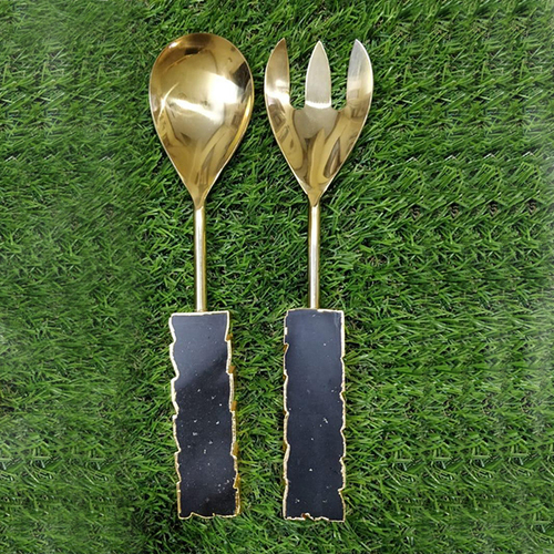 Agate Cutlery Set