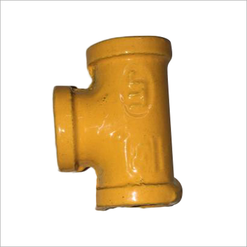 Tee For Gas Fittings