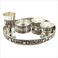 925 Silver Article Dinner Set