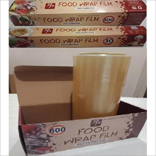 PVC Cling Wrap Films