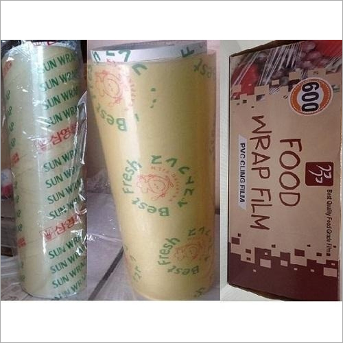 Food Grade PVC Roll