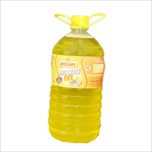 5 Ltr Dishwash Gel