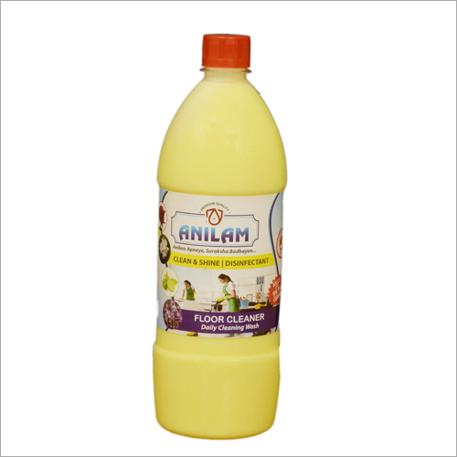 Anilam 1 Ltr Lemon Fragrance Floor Cleaner
