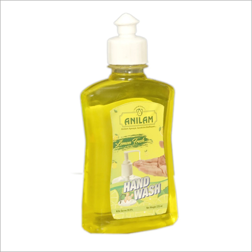 Anilam 225 ml Lemon Fragrance Hand Wash