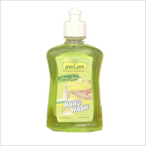 Anilam 225 ml Green Apple Fragrance Hand Wash