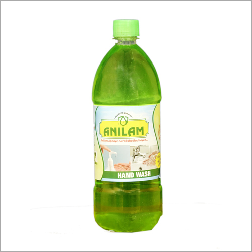 Anilam 1 Ltr Green Apple Fragrance Hand Wash
