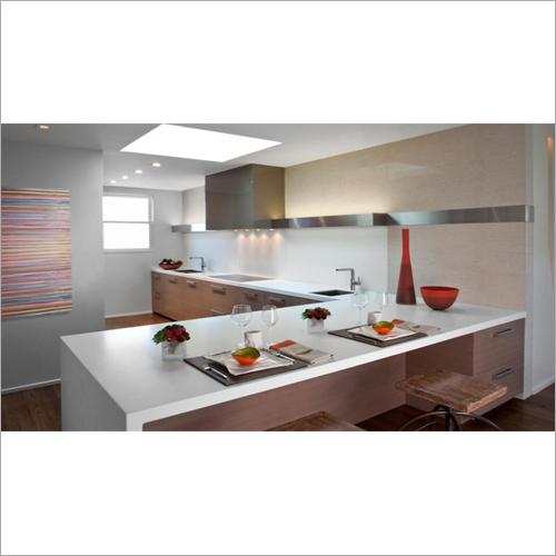 Wooden Laminated Modular Kitchen