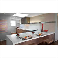 Wooden Laminated Modular Kitchen