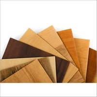 Prelaminated Particle Boards