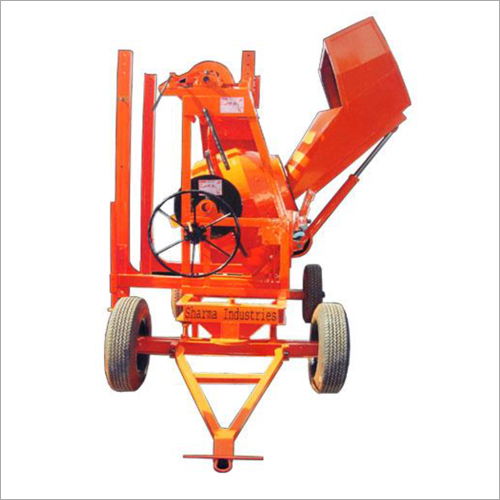 Lift Clutch Type Hydraulic Hopper Mixer
