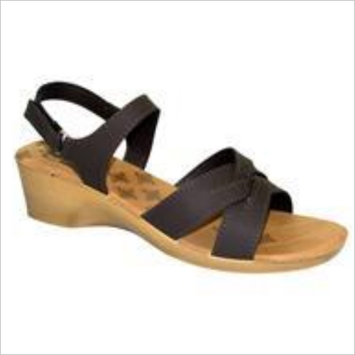 Brown Women Sandal