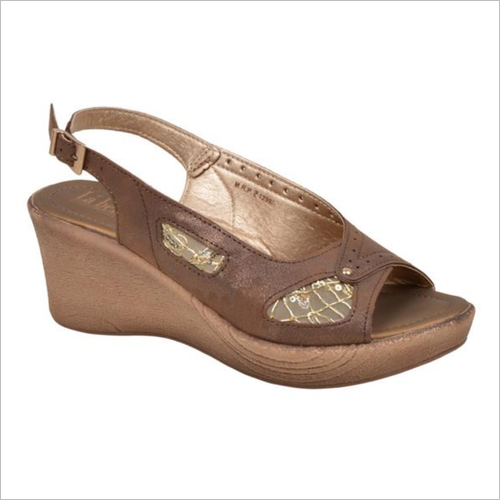 Copper Women Sandal