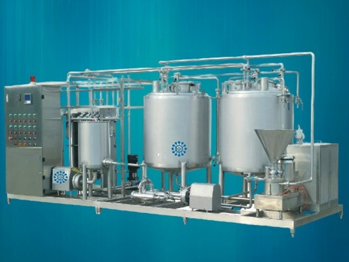 Milk Pasteurization Process