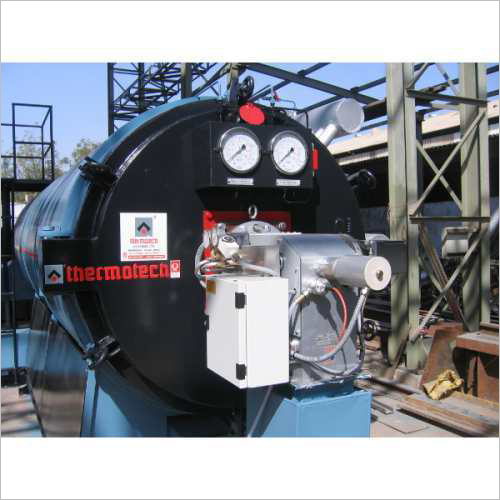 Thermic Fluid Air Heaters