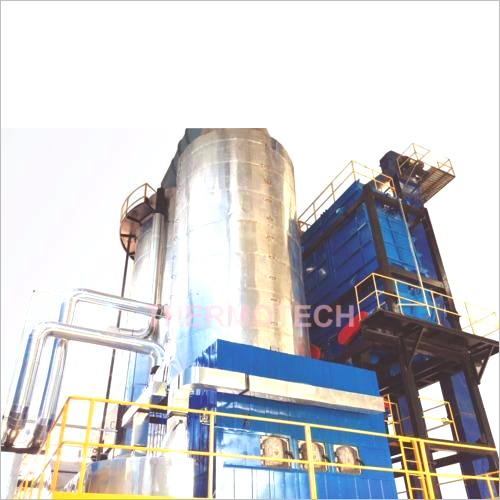 Fired Thermic Fluid Heater