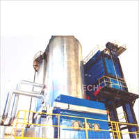 Manual Thermic Fluid Heater