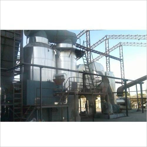Husk Fired Thermal Fluid Furnace Heaters