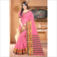 Casual Chit Pallu Saree