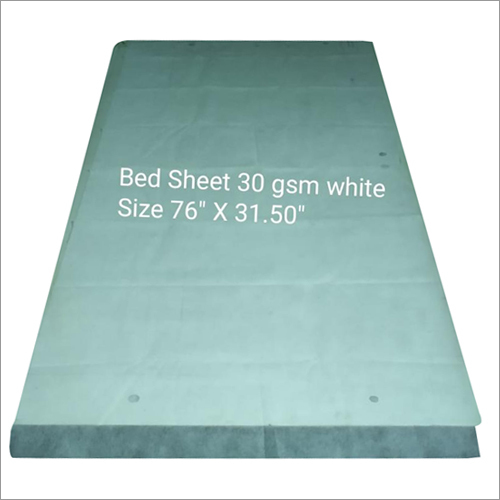 Disposable Single & Double Bed Sheet