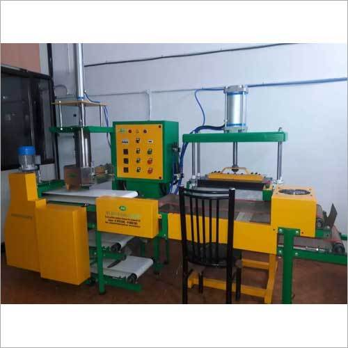 Semi-Automatic Chapati Making Machine