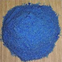 Blue Copper Sulphate