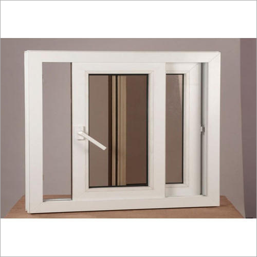 UPVC Two Track Sliding Window