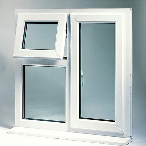 UPVC Top Hung Customized Window
