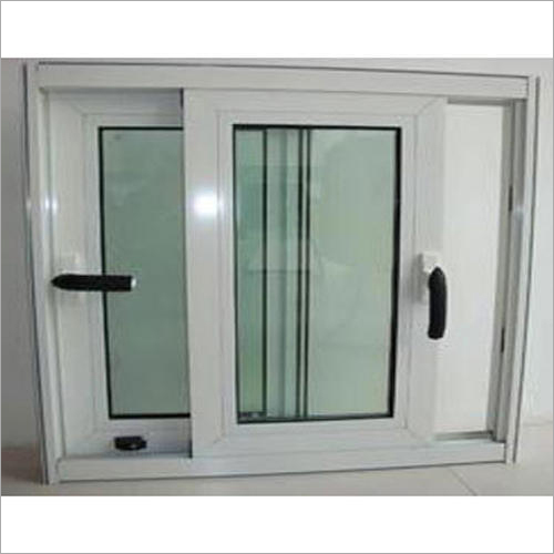Commercial UPVC Sliding Window