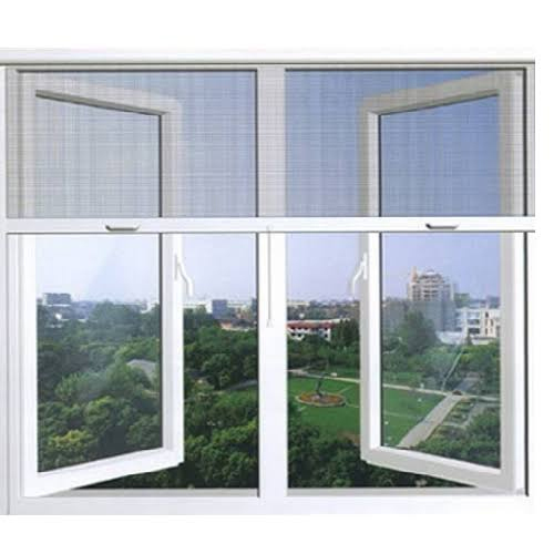 UPVC Mosquito Net Window