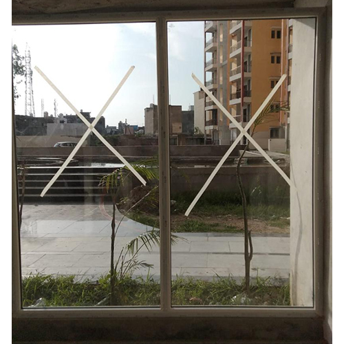 UPVC Fixed Window Frame