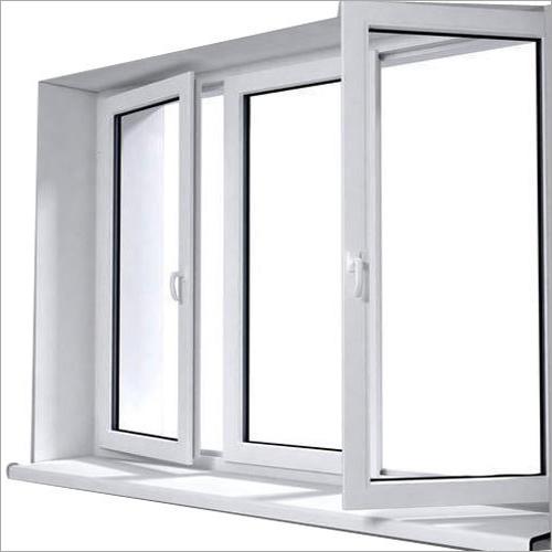 UPVC Glass Window