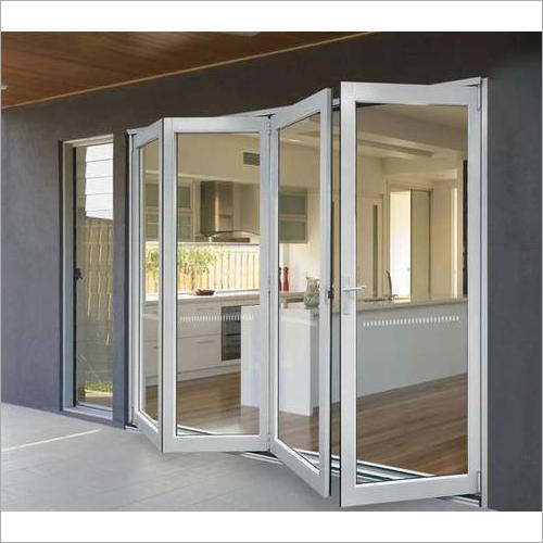 Office UPVC Hinged Door