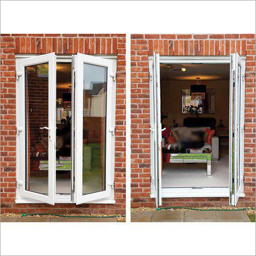 Customized UPVC Door