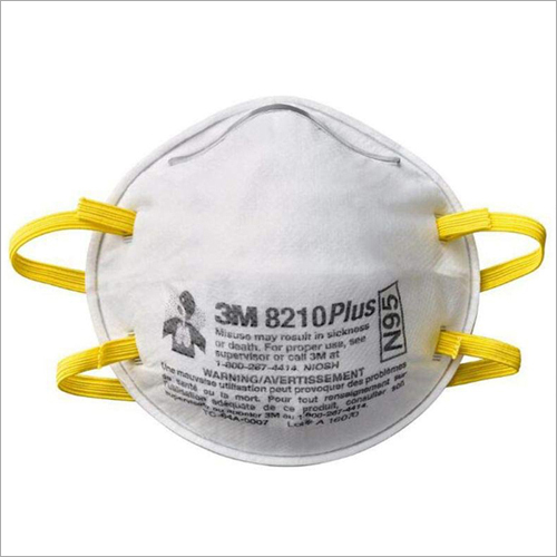 3M 8210 Plus Particulate Respirator Mask