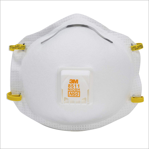 3M 8511 Particulate Respirator Mask