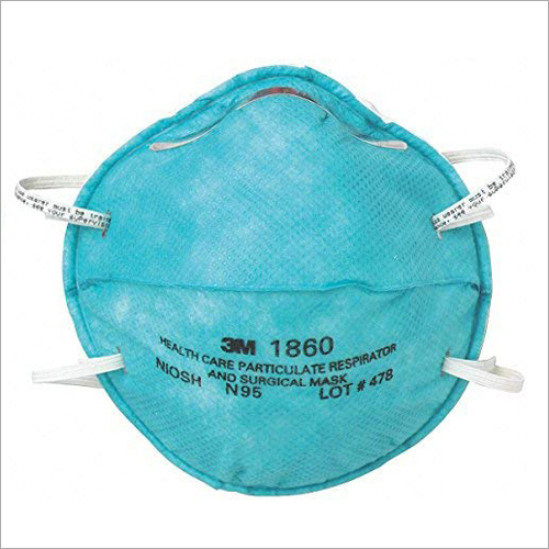 3M 1860 Particulate Respirator Mask