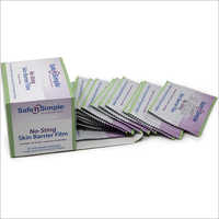 Skin Protective Barrier Film Wipes