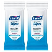 Hand And Face Wipes