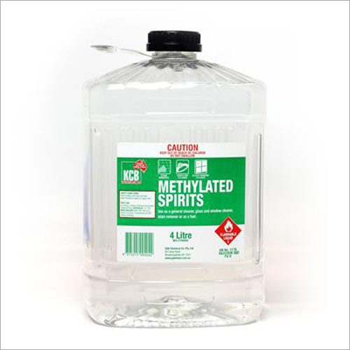 4 Litre Methylated Spirit