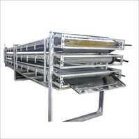 Automatic Jumbo Cooling Conveyor
