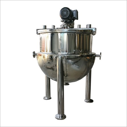 Stainless Steel Pre Cooker Batching Tank