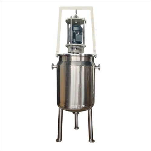 Stainless Steel Milk Emulsion Tank