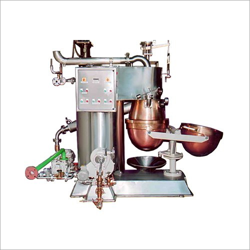 Continuous Vacuum Batch Cooker